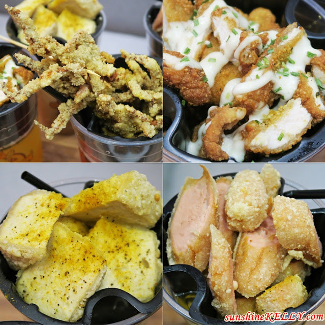 Golden Bons, Taiwan Snacks, Taiwan Food, Taiwan F&B, Taiwan fast food, Sip & Snack, Sunway Velocity, food, malaysia top food blog, top food influencer, malaysia top food influencer