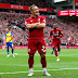 Liverpool trở thành đội đứng đầu sau vòng 6 Premier League