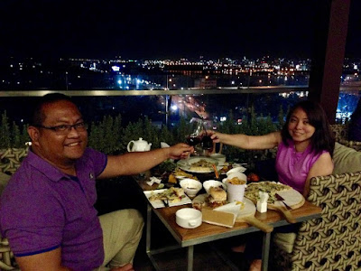 June Rhoses Fernandez, Scape Skydeck, Azon Residences, Jervi Monsanto-Sumayang, Kalami Cebu, Cebu Food Blog, Restaurants in Mactan, Romantic Restaurants in Cebu