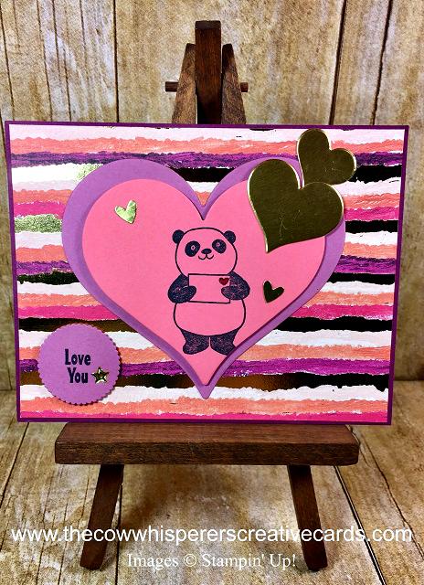 Card, Party Panda, Celebrate, Birthday