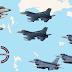 Οπλισμένα Τουρκικά Μαχητικά στο Αιγαίο .... και τα δικά μας τα πήγαν Γ@ΜΙ@ΝΤΑΣ ΩΣ ΤΗΝ ΣΜΥΡΝΗ!!!