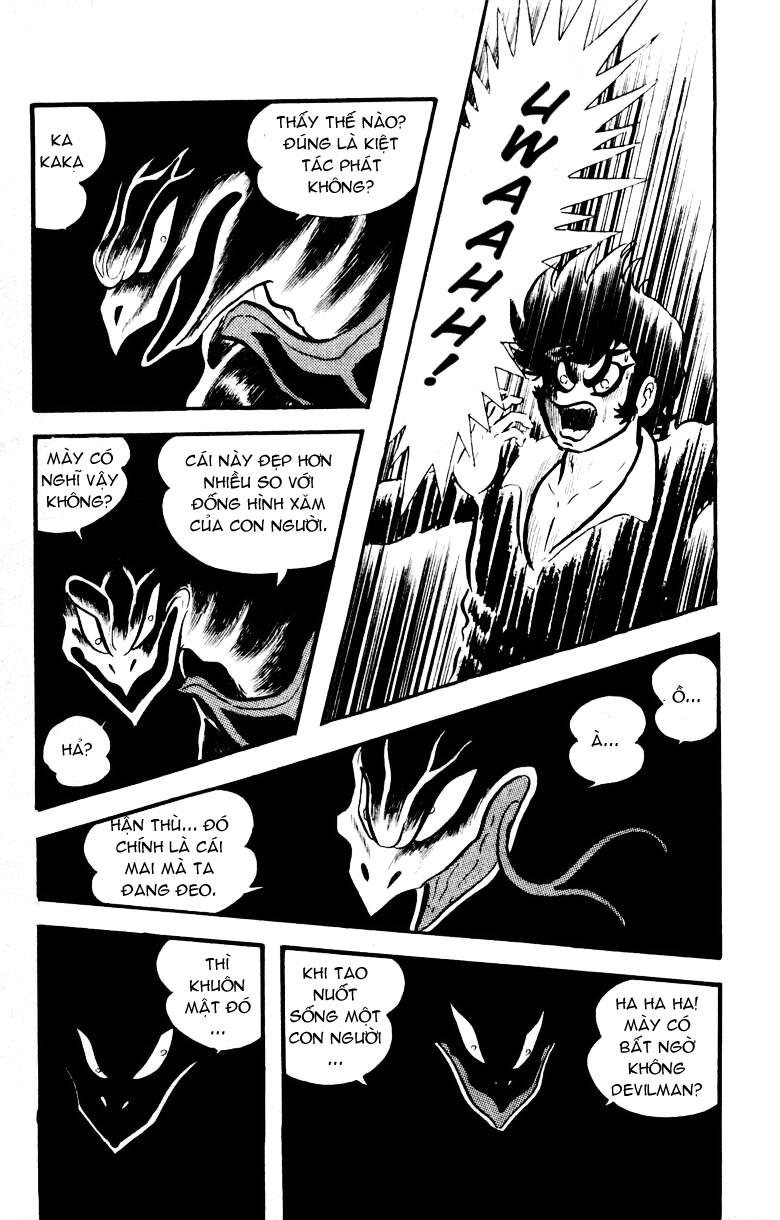 DevilMan chapter 13 trang 12