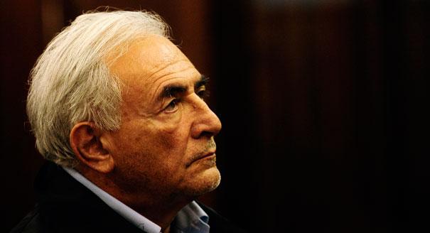Είχα αναρωτηθεί: «Που είναι ο Dr. Dominique Strauss-Kahn»