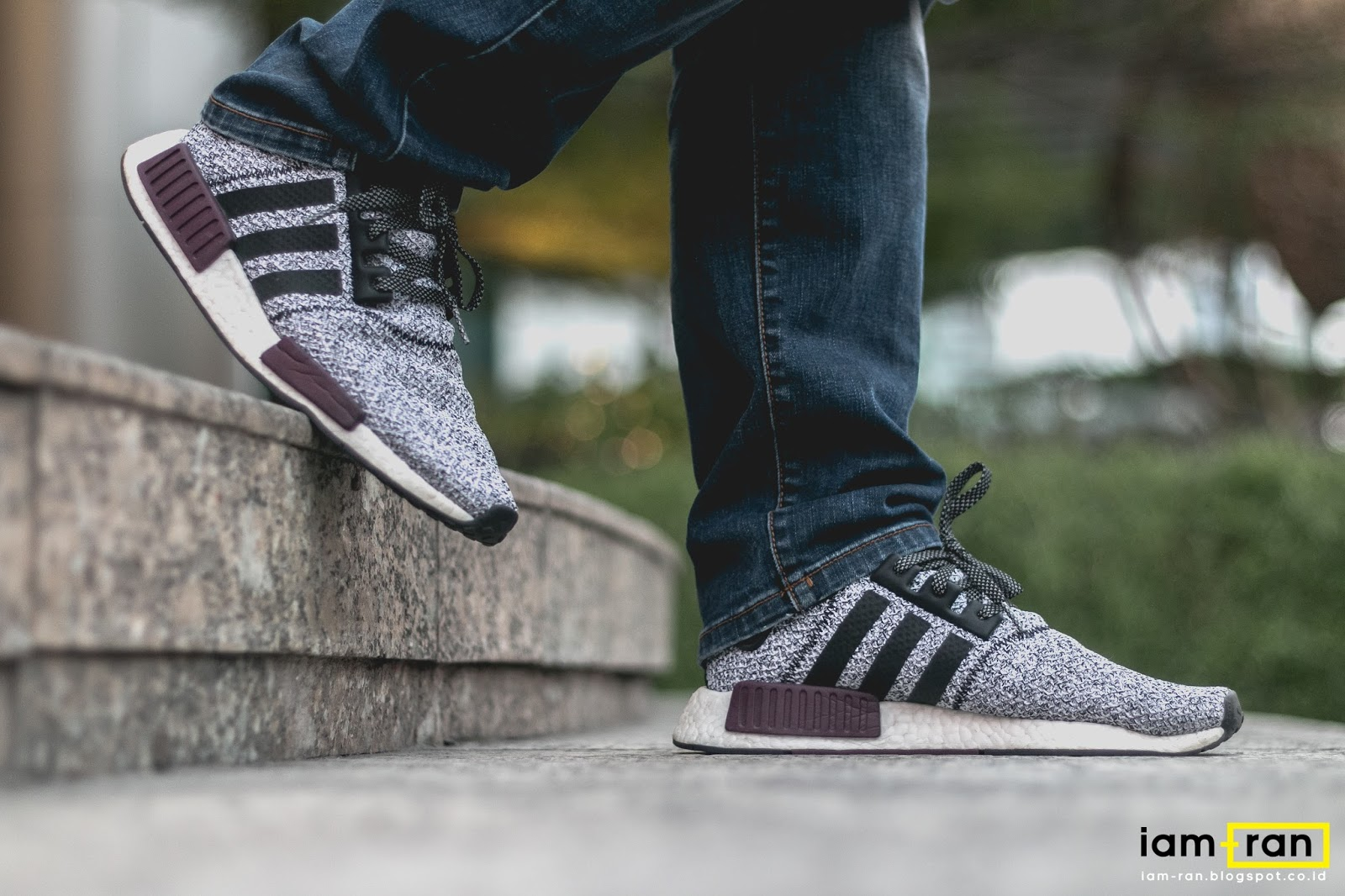 purchase cheap 74ad8 0b8fa low cost First Look adidas NMD R1 STLT Releasing in 2018