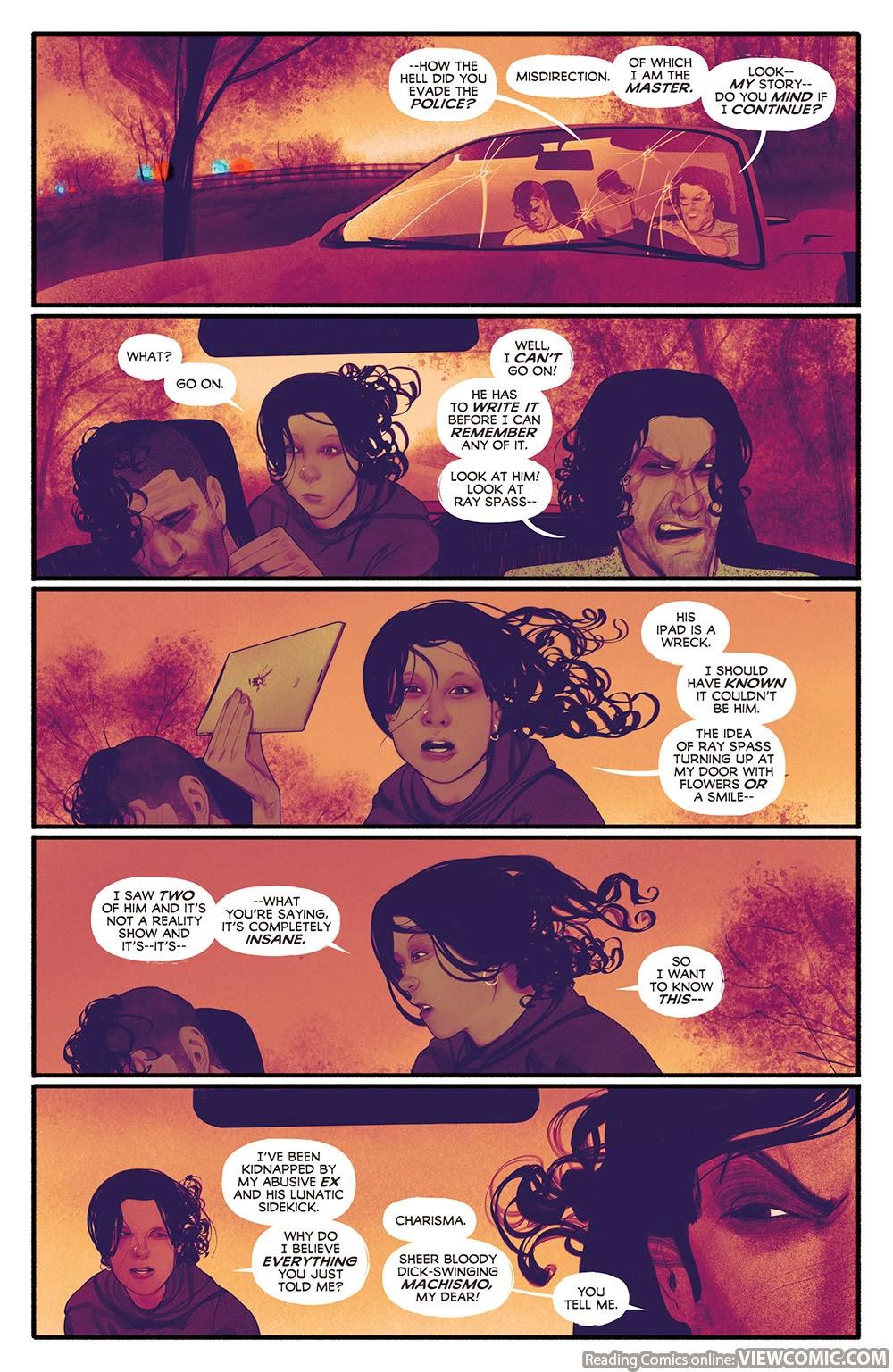 Annihilator 004 (2015) ……………………………… | Viewcomic reading comics online for  free 2019
