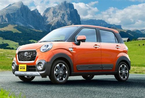 Chiêm ngưỡng xe mini giá rẻ của Toyota mới ra mắt là Toyota Pixis Joy