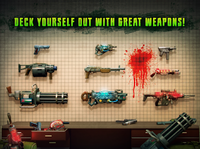 Download Apk Mod ZOMBIE AnnihilatoR