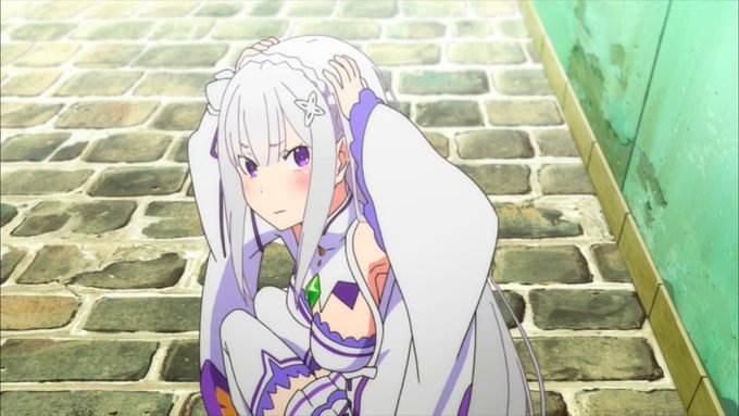Re:Zero Kara Hajimeru Isekai Seikatsu Episode 1
