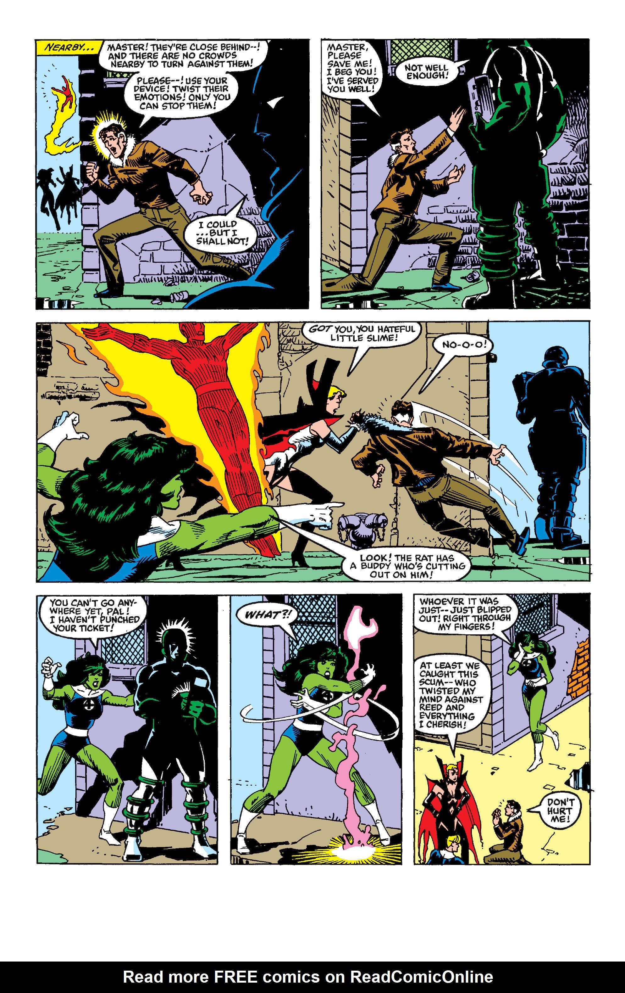 Read online Secret Wars II comic -  Issue #2 - 15