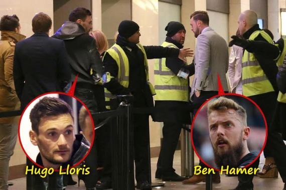 photo Leicester players barred Mayfair drama club.