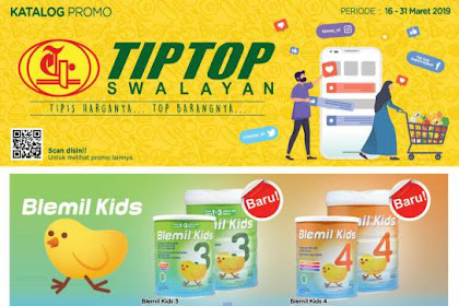 Katalog Promo TipTop Supermarket 16 - 31 Maret 2019