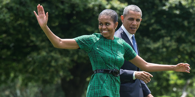 michele obama first lady melania trump fashion icon fashion's obsessions fashion blog fashion blogger italia inspiration of the week barack obama zairdurso zaira d'urso instagram