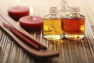 Эфирные масла - Ароматерапия