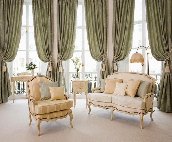 Choisir votre rideau salon rideau cuisine - Rideau de salon ...