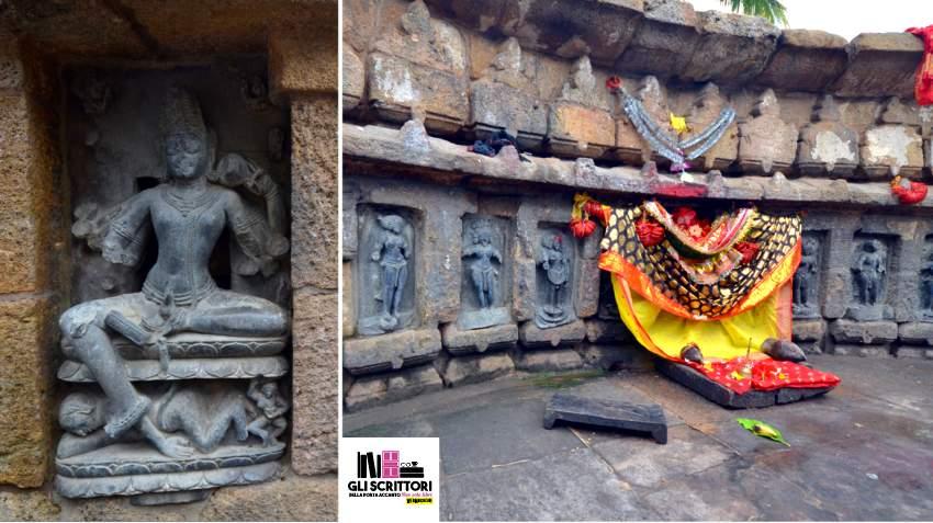 Chausathi Yogini, il tempio delle donne - interno