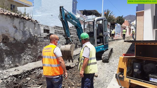 Los Llanos de Aridane pone en marcha las obras de mejora de la Calle Teobaldo Power