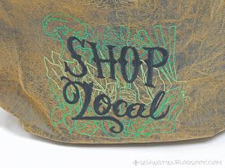 Shop local Beuteltasche - Taschenspieler 3
