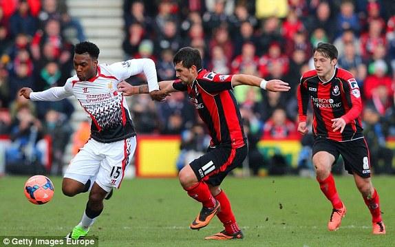 Prediksi Bournemouth vs Liverpool Liga Inggris