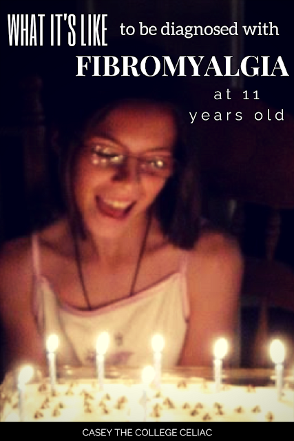 What It's Like to Be Diagnosed with Fibromyalgia at 11 Years Old