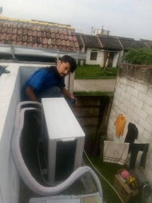 service ac cinangka sawangan depok