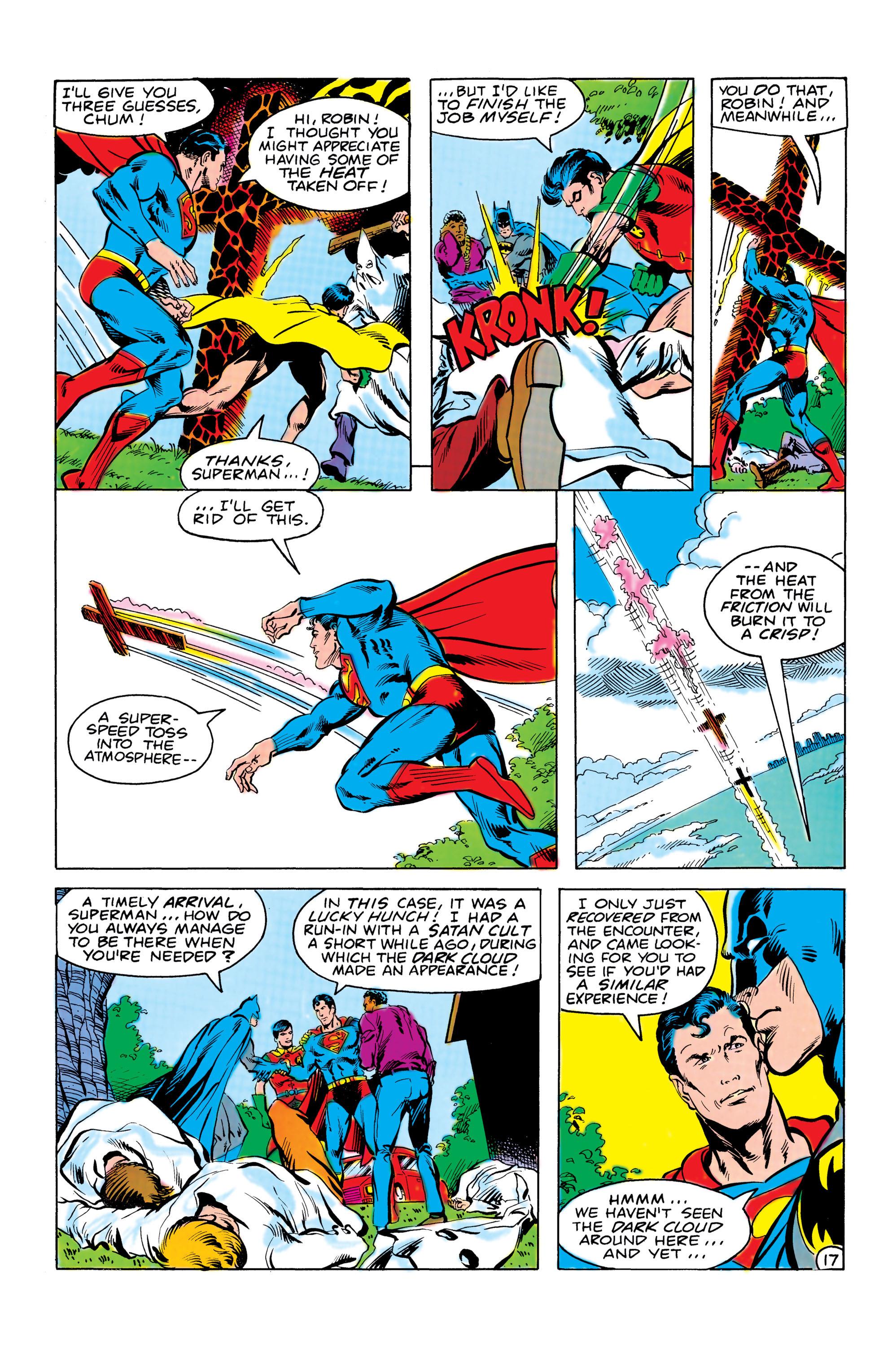 Read online World's Finest Comics comic -  Issue #286 - 18