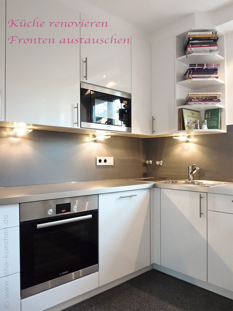 kchen fronten austauschen free austauschen offene regale rckwand wandtapete with kchen fronten. Black Bedroom Furniture Sets. Home Design Ideas