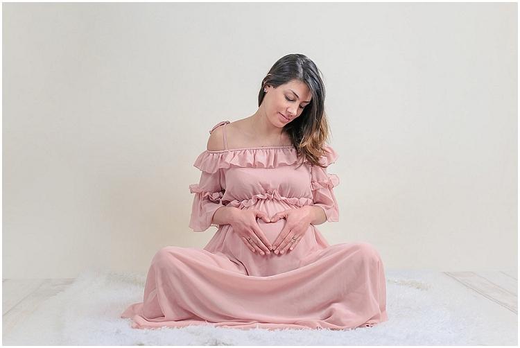 photographe grossesse 77 extérieur famille
