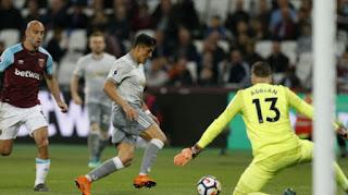 Manchester United Yang Hanya Bisa Imbang Menghadapi West Ham