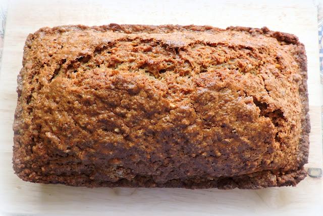 Spiced Pear Tea Bread