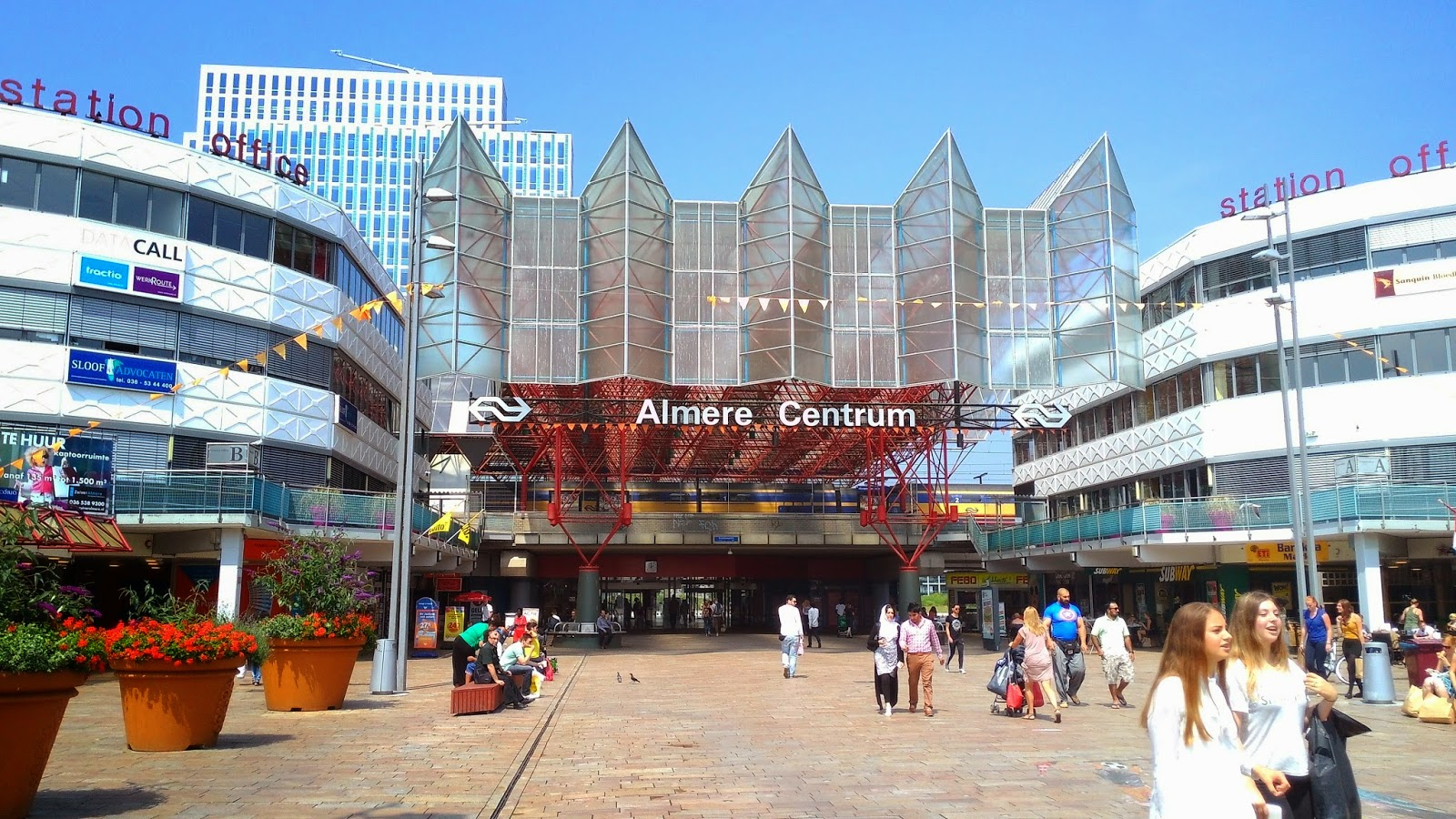 Almere Centrum Station