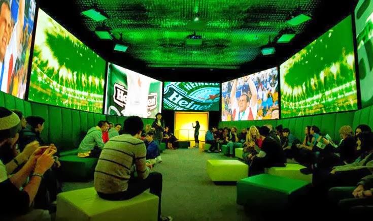Heineken Experience em Amsterdam