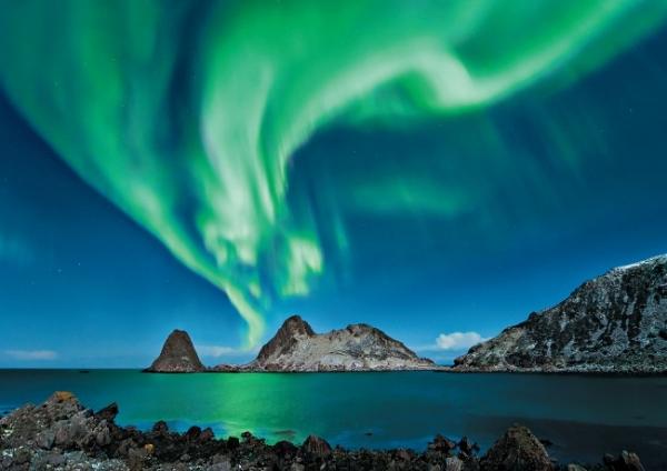 Norwegia - nowy kraj
