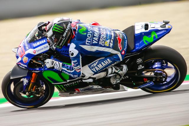 Lorenzo Seperti Pembalap Baru, Sangat Senang Dapat Podium di Austria