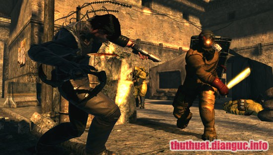 Download Game Dark Sector – Bóng tối địa ngục – REPACK
