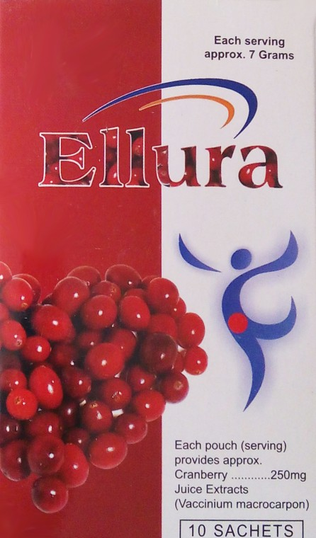 Ellura Sachets for Urine Infection in Women (UTI) - Doctor
