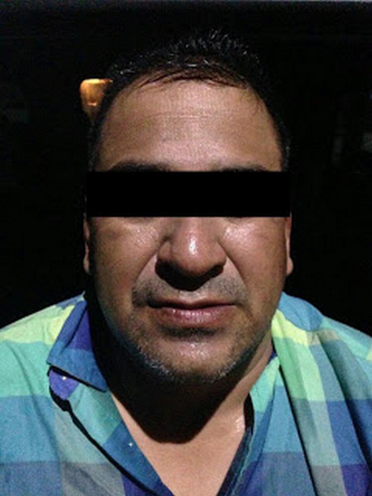 """Marina captura al contador de """"Los Zetas"""" en Cd Victoria Tamaulipas"""