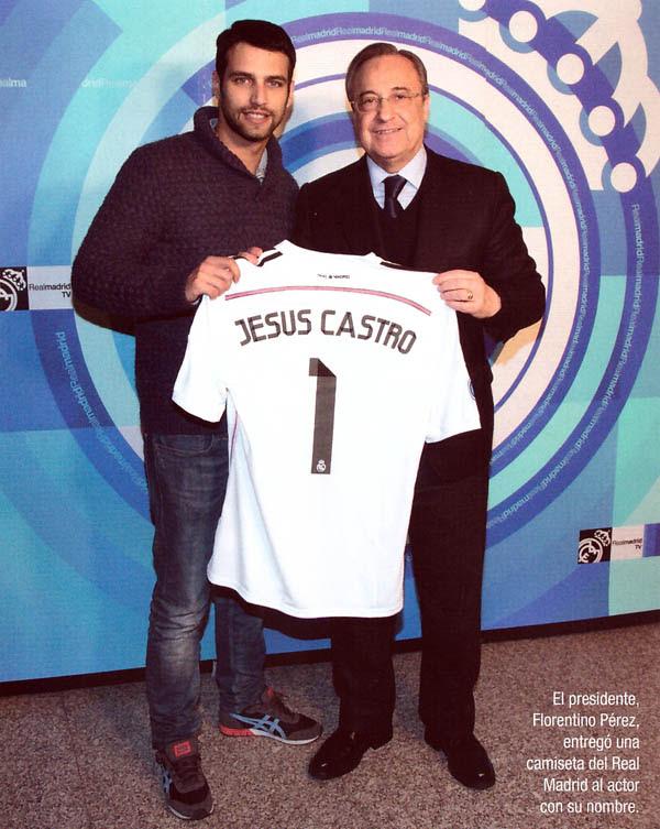 ¿Cuánto mide Jesús Castro? - Altura Jes%25C3%25BAs-Castro-Real-Madrid-2015-a