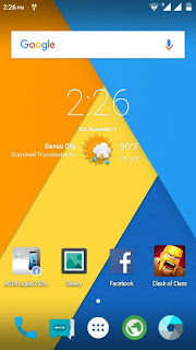 Cyanogenmod Screenshot 1