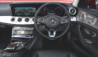 2019 Mercedes E Class Sedan Interior