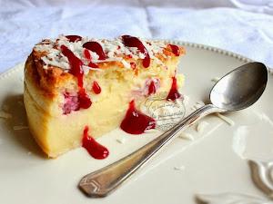 Gâteau magique framboise noix de coco... en vidéo !