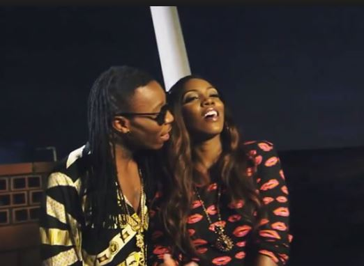 Solid Star Finally  Answer To What Happened Between Him and Tiwa Savage