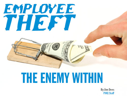 How to Prevent Employee Theft | Restaurant Business
