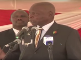 President Daniel Moi healthy structure and his family whereabouts.