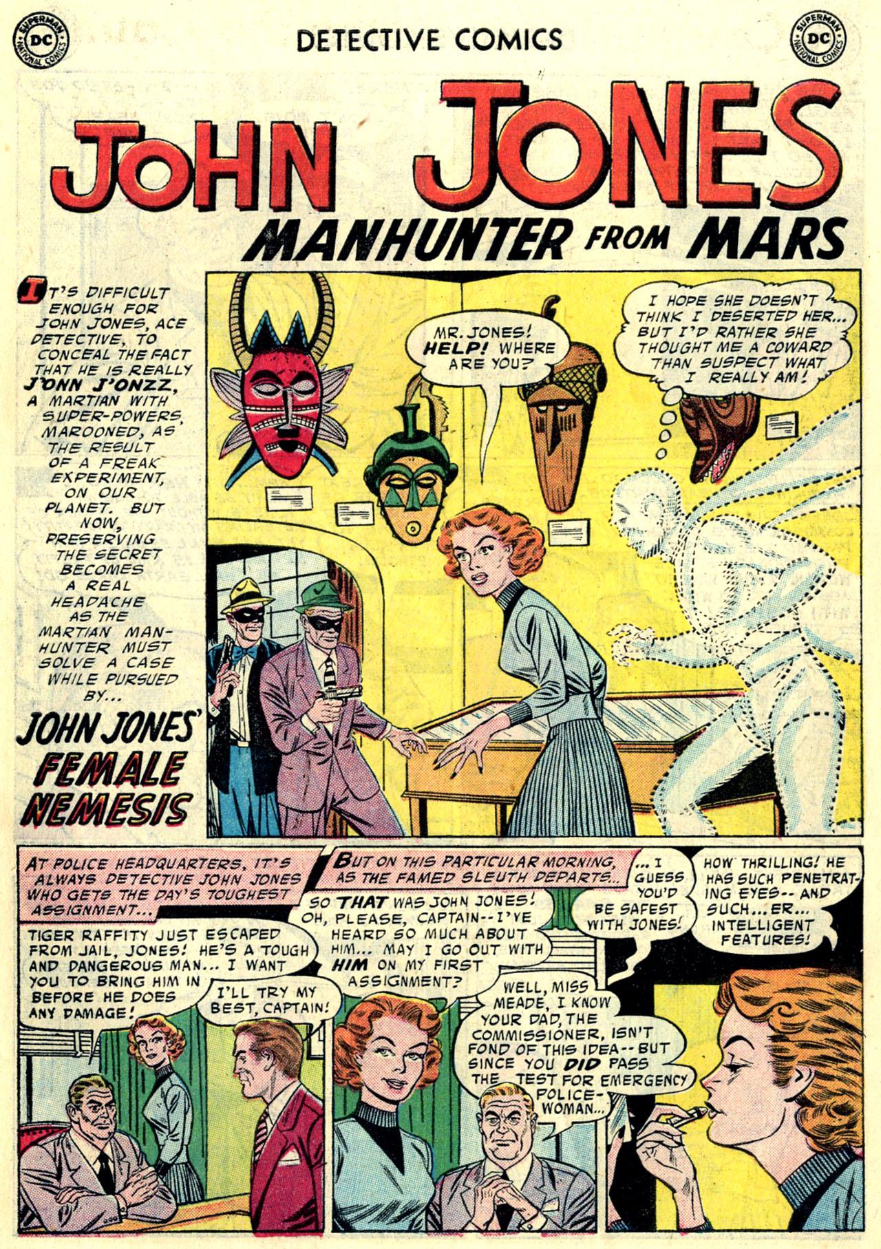 Read online Detective Comics (1937) comic -  Issue #246 - 27
