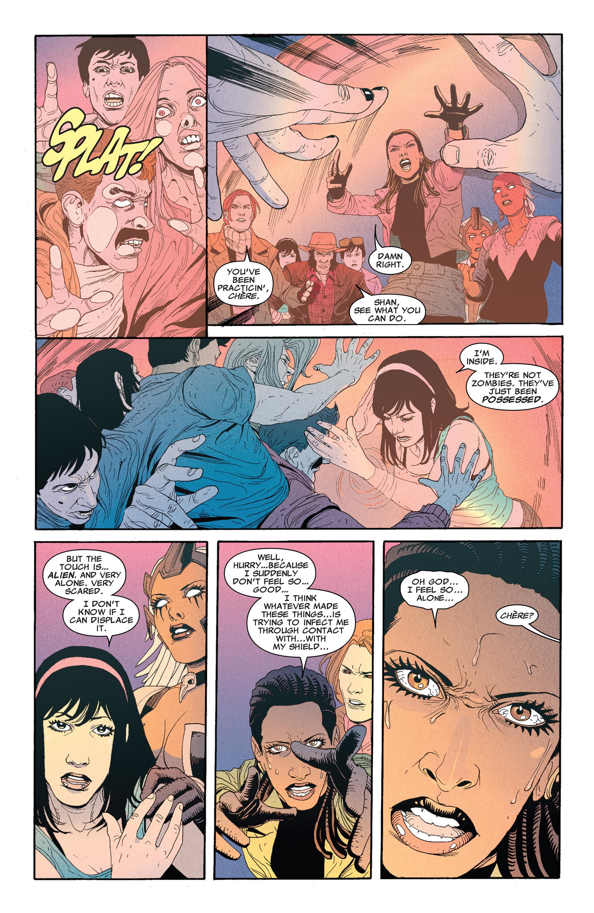 Read online Astonishing X-Men (2004) comic -  Issue #66 - 13