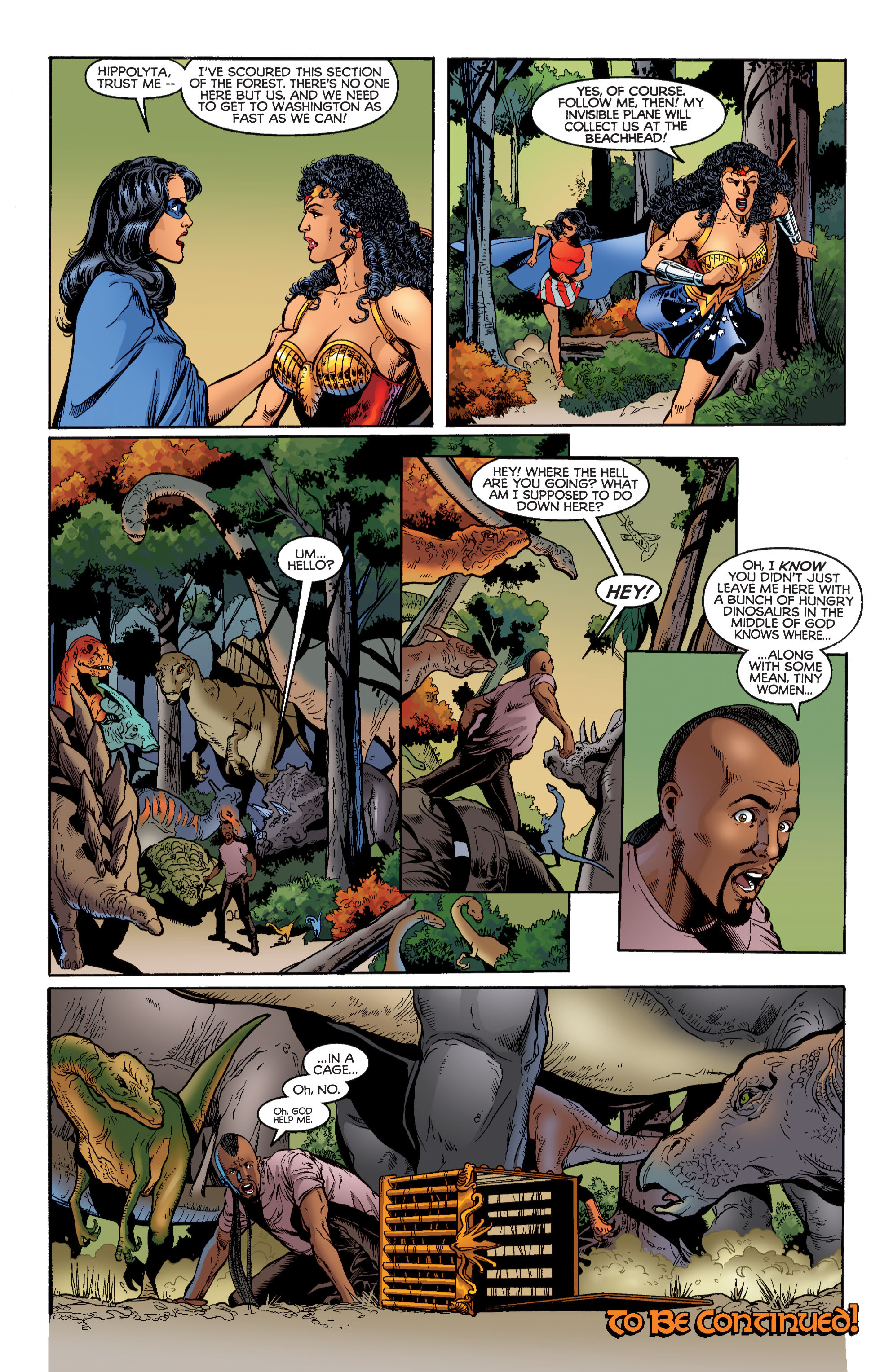 Read online Wonder Woman (1987) comic -  Issue #184 - 22