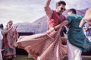 Deepika Padukone and Ranveer Singh's wedding album