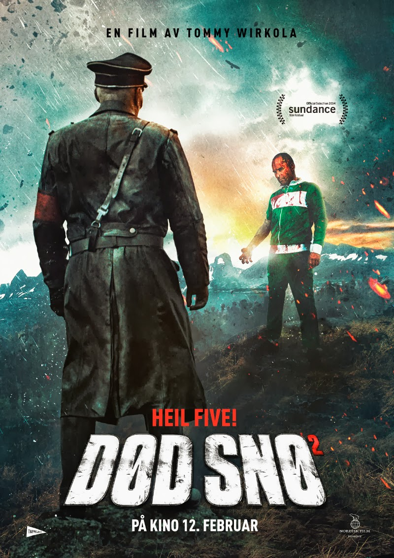 Dead Snow Red Vs Dead Gets A Poster