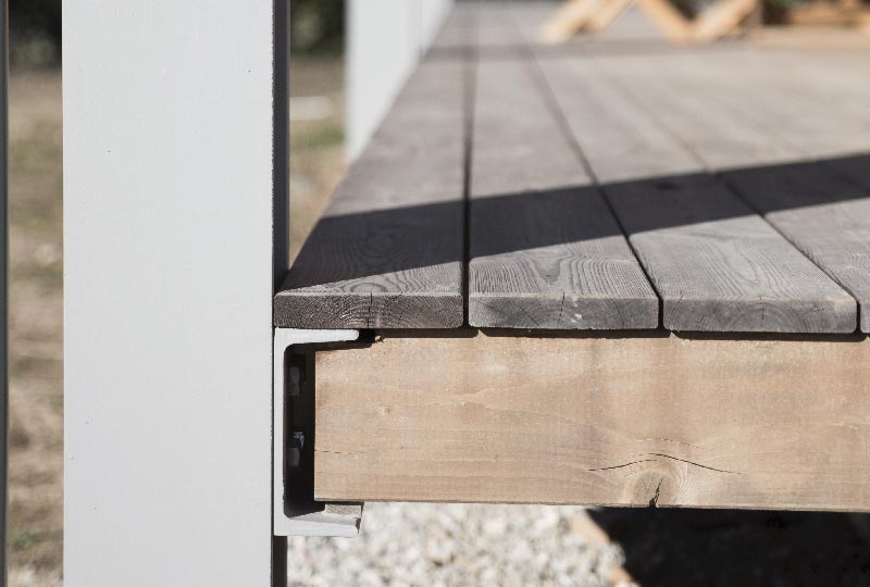 Novello case prefabbricate in legno