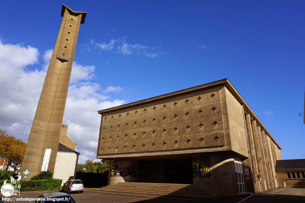 Saint Nazaire Eglise Sainte Anne Henri Demur